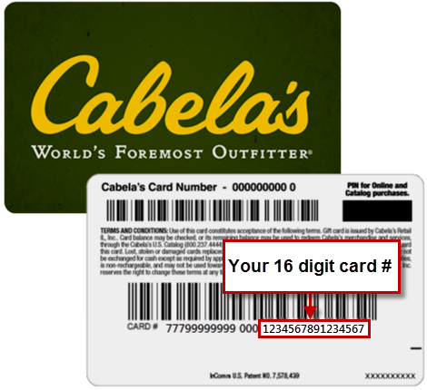 $10 off $50 Offer - Retail Gift Card Promo : Cabela\'s